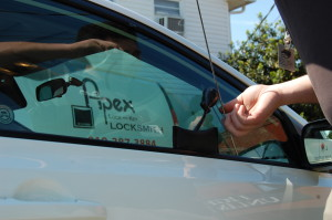 Apex Lock and Key Locksmith - Lockout Service